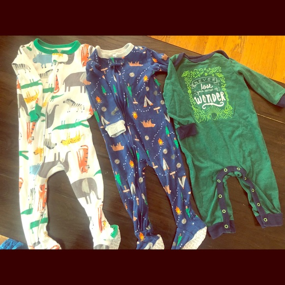 0fcc0bb986 Boys Nature themed Lot- 12 month and 6-9 month